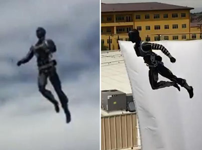 Disney's Stunt Robots Could Change How Hollywood Makes Action Movies 😱🎬🔴👑