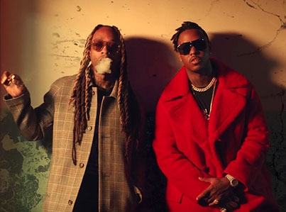 Goin Thru Some Thangz by Ty Dolla $ign x Jeremih (Official Music Video) 🔴👑