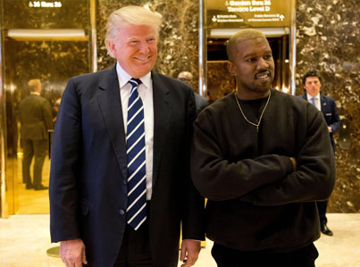 Kanye West To Meet Trump About Prison Reform 🐉🐉🔴👑