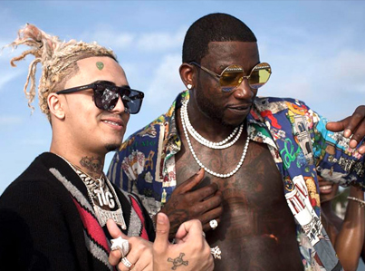 Kept Back by Gucci Mane x Lil Pump (Official Music Video)