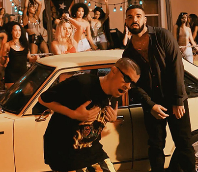 MIA by Bad Bunny x Drake (Official Music Video) 💣💣💣