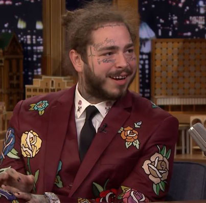 Post Malone Debut's His New Song On 'Fallon' 🔥🔥🔥