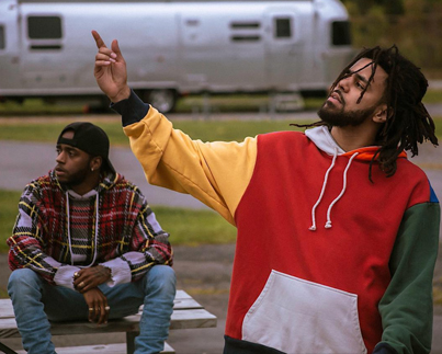 Pretty Little Fears by 6LACK x J. Cole (Official Music Video) 🔥🔥🔥🔴👑
