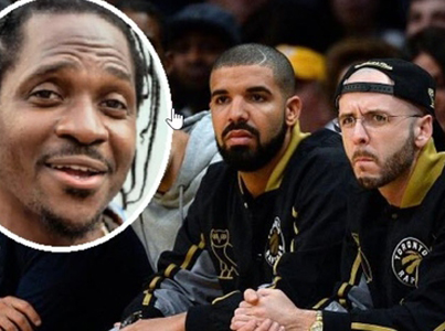 Pusha T Claims Drake's Best Friend & Producer '40' Leaked Info About His Baby 😂😂😂