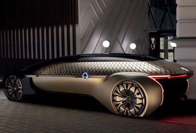 Renault's New Concept Car Is A Self-Driving Luxury Lounge 🔥🔥🔥🔴👑