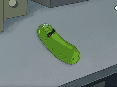 'Rick and Morty' Releases Pickle Rick Outtakes 😂👏👍