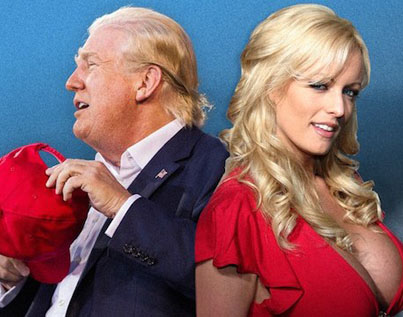 Stormy Daniels Details Bang Session With Donald Trump 😂😂😂🔴👑