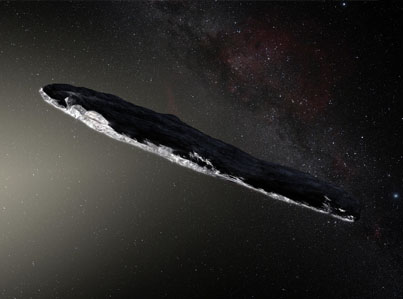A Space Rock Orbiting Earth Discovered To Be UFO 👀😩👽