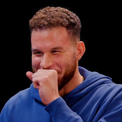 Blake Griffin Breaks Down His Best NBA Dunks On 'Hot Ones' 😭🤕