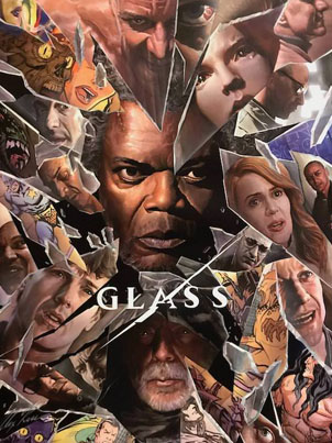 Glass (Official Movie Trailer #3)