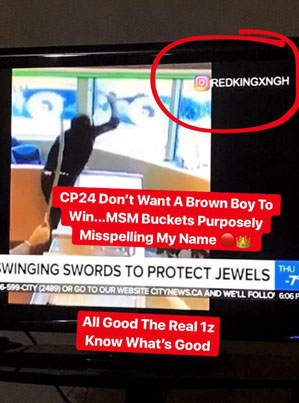 MSM Pakoraz Purposely Misspell My Name They Don't Want A Brown Boy To Win 🔴👑