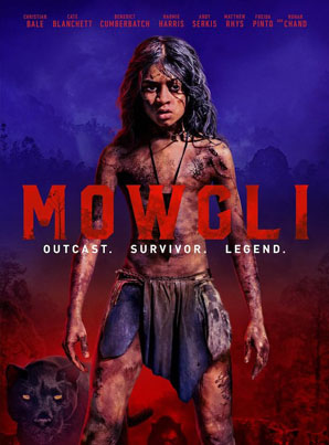Mowgli: Legend Of The Jungle (Official Netflix Trailer)
