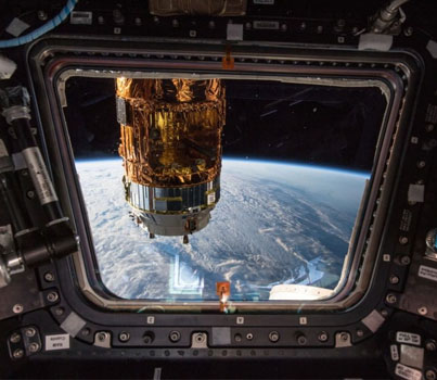 NASA And The ESA Release First 8K Video From Space 🚀🔬🌟🎥