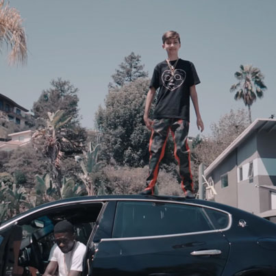 Now I Made It by Lil Blurry (Official Music Video) 🔴👑