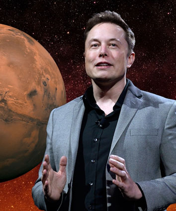 SpaceX CEO Elon Musk Sees 70% Chance He'll Go To Mars 👽🔥🚀🔴👑