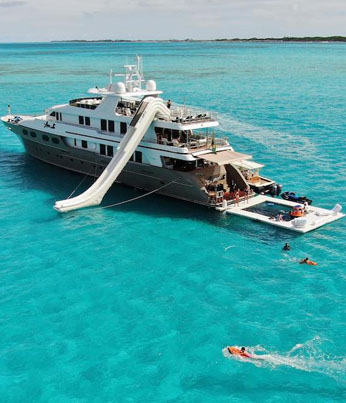 The Ultimate Getaway On Water In The Bahamas 😈👀🏝️