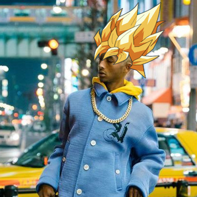 GOKU by Jaden Smith (Official Music Video)