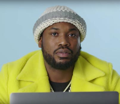 Meek Mill Goes Undercover On The Internet & Responds To Haters 😂😂😂🔴👑