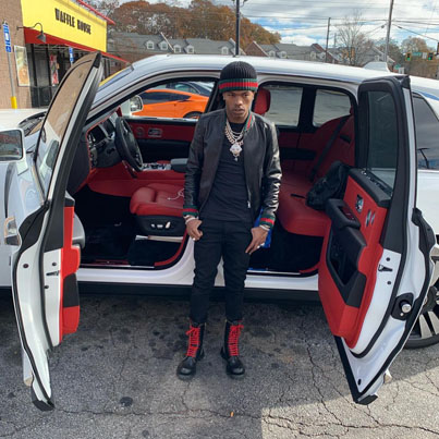 Quality Control CEO Gifts Lil Baby A Rolls Royce Truck For His G Day 💵👶🔴👑