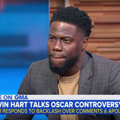 Kevin Hart Says He's Not Hosting The Oscars This Year 😂😂😂🔴👑