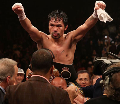 Manny Pacquiao Home Burglarized While He Fought In Vegas 😭😭😭🔴👑