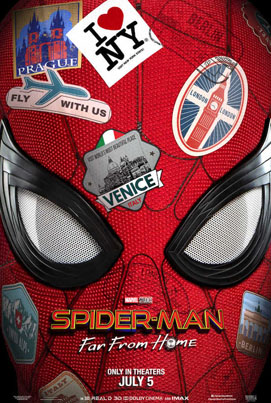 Spider-Man: Far From Home (Official Movie Trailer) 🕷️🕸️