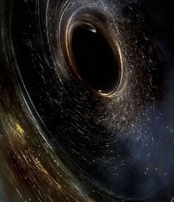 Interesting Crazy Space Stuff: Spinning Black Holes 😱✨✨