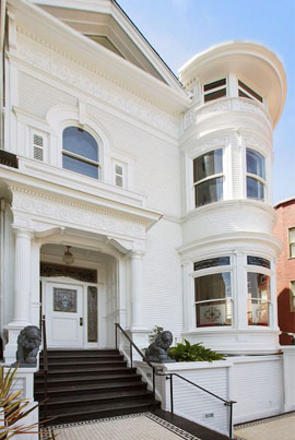 The Incredible San Francisco Mansion Nicolas Cage Owned For 16 Years 💎🏠