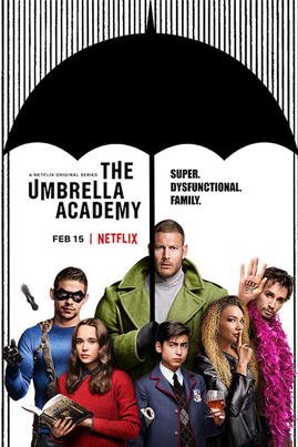 The Umbrella Academy (Official Netflix Trailer)