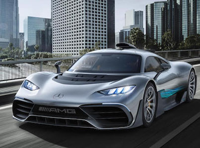 'Top Gear' Details The Mercedes-AMG One Hypercar 🔥🔥🔥🔴👑