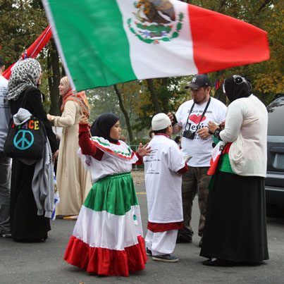 The Wall Just Got 20 Feet Taller: Why Latinos Are Converting To Islam 🤔🕋🔴👑