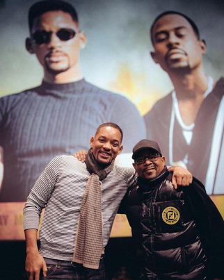 Will Smith Reveals A First Look At 'Bad Boys For Life' 🔥🔥🙏🏾🙏🏾🔴👑