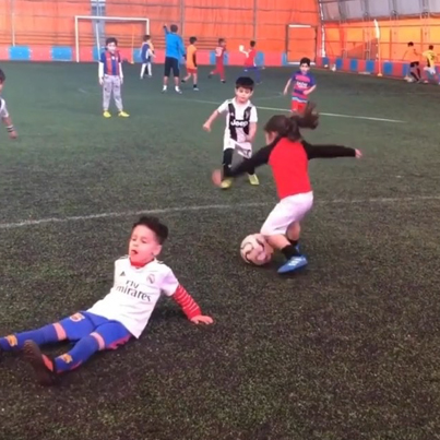 5-Year-Old Yute Bodies Entire Team 😱😂🙌🔴👑