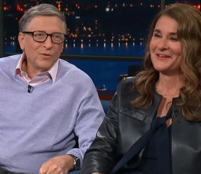 Bill & Melinda Gates Talk Taxing The Wealthy 🤔🤔🤔