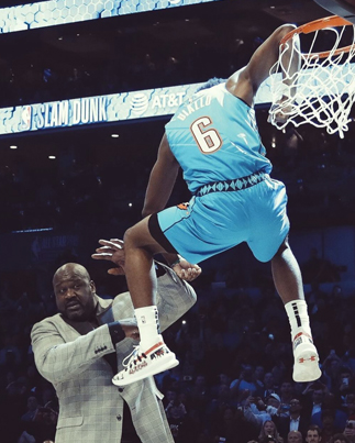 Every Dunk From The 2019 NBA Dunk Contest 💪🏆🔥🔴👑