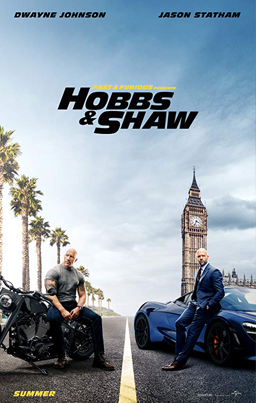 Fast & Furious Presents: Hobbs & Shaw (Official Movie Trailer)