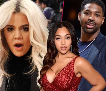 Khloe Kardashian Splits With Tristan For Allegedly Cheating With Kylie's BFF 😭💀🔴👑