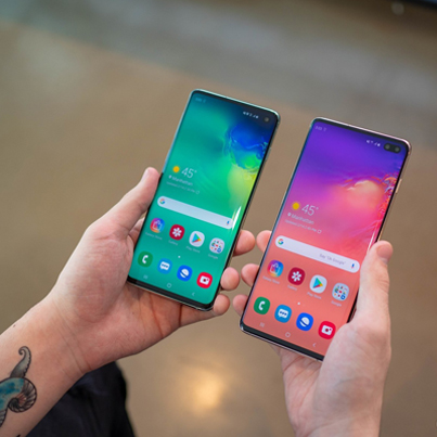 Samsung Officially Announces The Galaxy S10 And S10 🔥👀