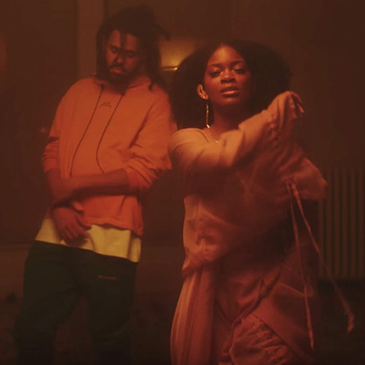 Shea Butter Baby by Ari Lennox x J. Cole (Official Music Video)