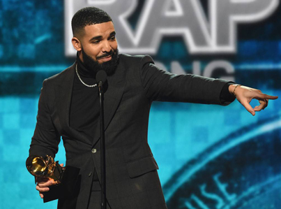 "Shoutout To Drake For His ""This Grammy Doesn't Really Matter"" Speech 🏆🇨🇦🔴👑"