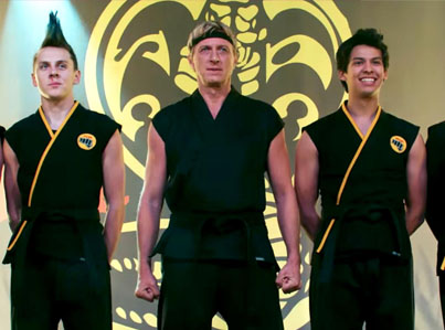 Cobra Kai: Season 2 (Official Netflix Teaser)