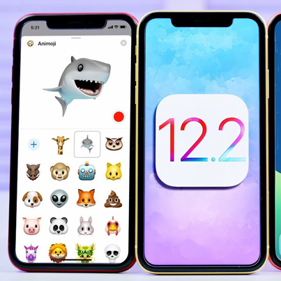 Everything Manz Need To Know About iOS 12.2 Update 🔥🐐