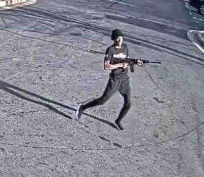 Footage Shows Atlanta Man Spraying Apt Complex With Bullets 😳😱🇺🇸🔴👑