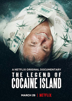 The Legend Of Cocaine Island (Official Netflix Trailer)