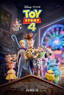 Toy Story 4 (Official Movie Trailer)