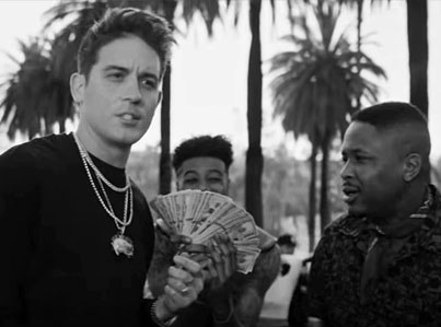 West Coast by G-Eazy x Blueface x ALLBLACK x YG (Official Music Video)