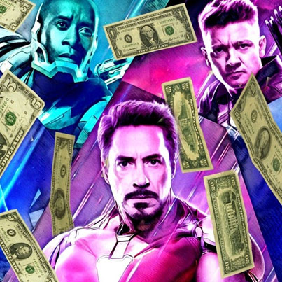 Avengers: Endgame Shatters Records With $1.2 Billion Opening 🎥😳💰🔴👑