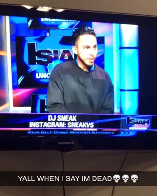 Manz Got Fired After This: DJ F**ks Up Real Hard On Live TV 😂😂😂🔴👑