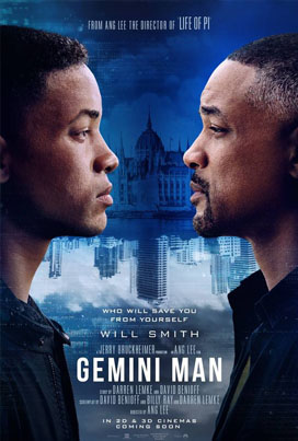 Gemini Man (Starring Will Smith) (Official Movie Trailer)