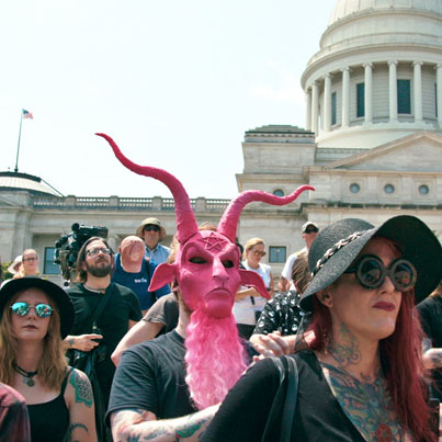 Hail Satan: New Documentary Shows The Rise Of The Satanic Temple 👿👿👿